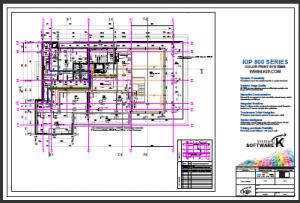Color Technical Printing – SE Blueprint